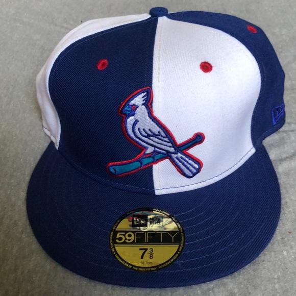 New Era St. Louis Cardinals Hat Size 7 3 8 RARE 6427a197031